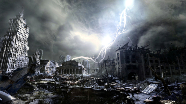 Metro last Light STEAM KEY LICENSE