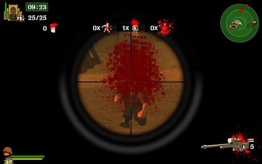 Foreign Legion: Buckets of Blood STEAM KEY GLOBAL ROW