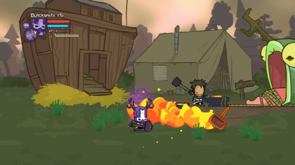 Castle Crashers - Blacksmith Pack (STEAM GIFT RU + CIS)