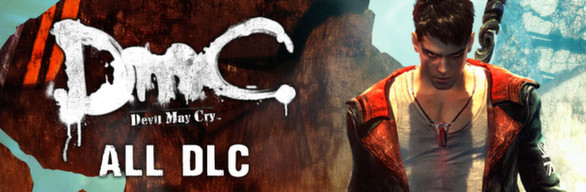 DmC Devil May Cry All DLC Bundle STEAM GIFT REG RU +CIS