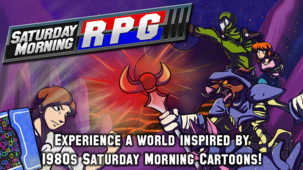 Saturday Morning RPG ( Steam Key / Region Free )