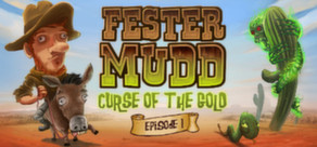 Fester Mudd: Curse of the Gold Episode 1 STEAM KEY ROW