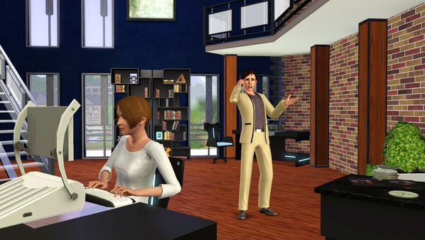 The Sims 3 High End Loft Stuff ORIGIN KEY REGION FREE