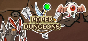 Paper Dungeons ( Steam Key / Region Free ) GLOBAL ROW