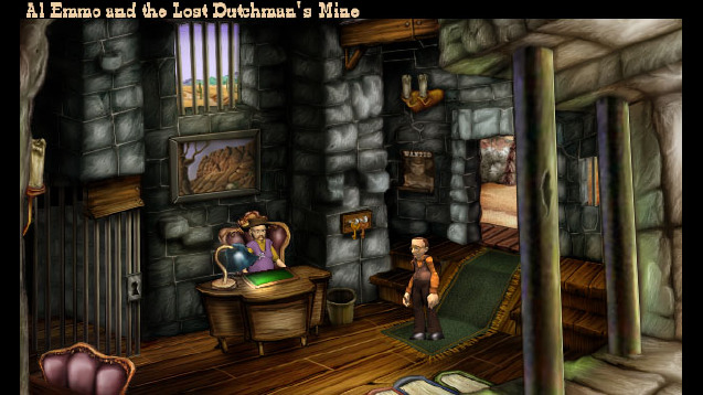 Al Emmo and the Lost Dutchman´s Mine ( DESURA KEY )
