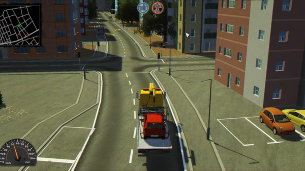 Towtruck Simulator 2015 ( Steam Key / Region Free ) ROW