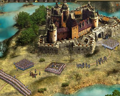 Cossacks II: Battle for Europe (STEAM KEY REGION FREE)