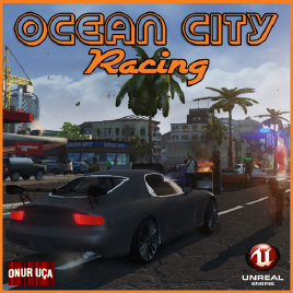 OCEAN CITY RACING ( Desura Key / Region Free )