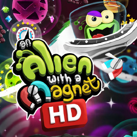 An Alien with a Magnet HD ( Desura Key / Region Free )