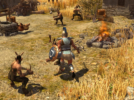 Titan Quest ( Steam Gift / Region Free )