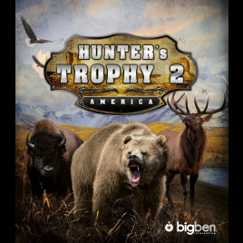 Hunter´s Trophy 2 - America (Desura Key / Region Free)
