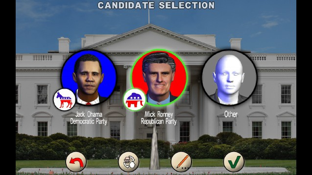 The Race for the White House (Desura Key / Region Free)