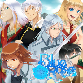 Blue Rose ( Desura Key / Region Free )