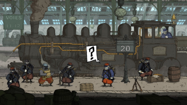 Valiant Hearts: The Great War ( Steam Gift  )