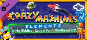 Crazy Machines Elements DLC Gadget Fun and Tricky STEAM