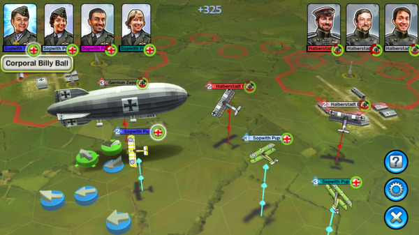 Sid Meier's Ace Patrol ( STEAM / Region Free )