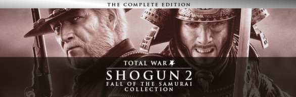 Total War Shogun 2 Fall of the Samurai Collection STEAM