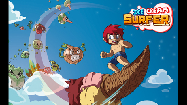 Ice Cream Surfer   ( Desura Key / Region Free )