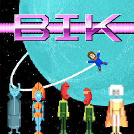 Bik - A Space Adventure ( Desura Key / Region Free )