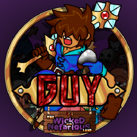 Guy Vs. The Wicked and Nefarious Land ( Desura Key )