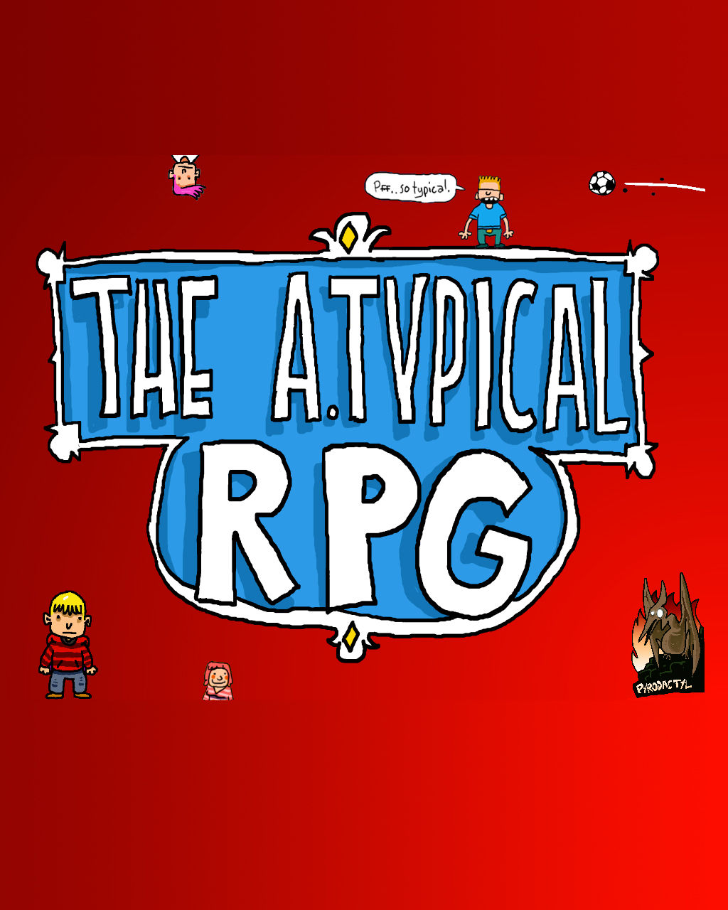 The A.typical RPG  ( Desura Key / Region Free )