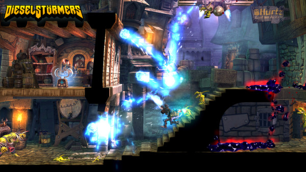 DieselStormers  ( Steam Gift / Region Free )