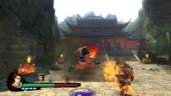 Kung Fu Strike The Warrior´s Rise Master Level STEAM