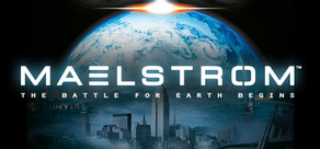 Maelstrom: The Battle for Earth Begins (STEAM GIFT ROW)