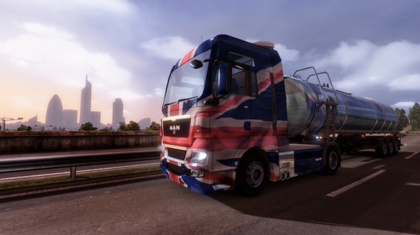 Euro Truck Simulator 2 - UK Paint Jobs Pack  STEAM GIFT