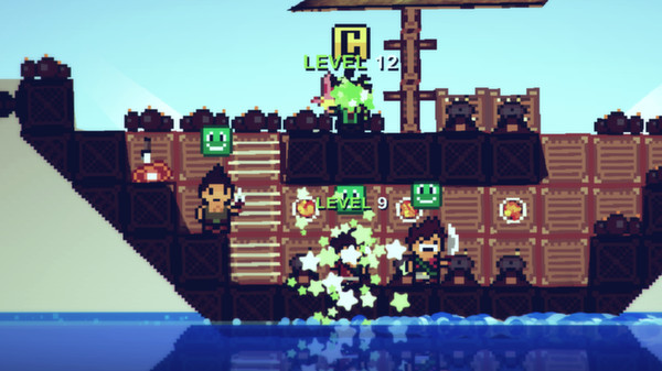 Pixel Piracy ( Steam Key / Region Free ) GLOBAL ROW