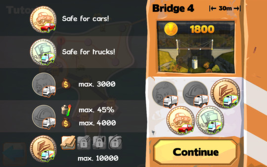 Bridge Constructor Playground STEAM KEY REGION FREE ROW