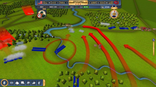 Battleplan: American Civil War ( STEAM KEY REGION FREE)