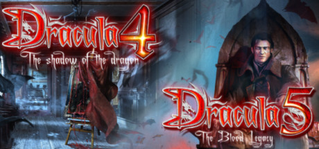 Dracula 4 and 5 - Special Steam Edition KEY REGION FREE