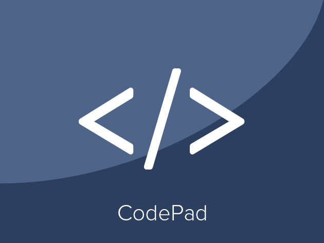 CodePad: The Versatile Source Code Editor LICENSE KEY