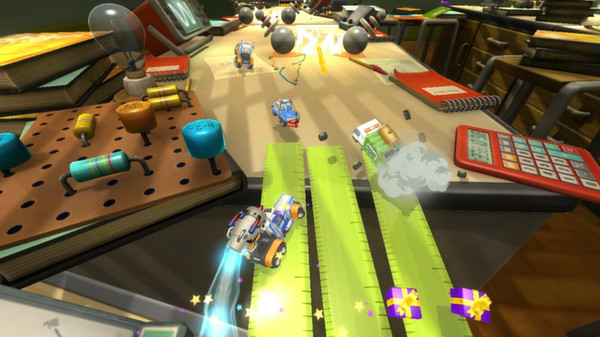 Toybox Turbos ( Steam Key / Region Free ) GLOBAL ROW