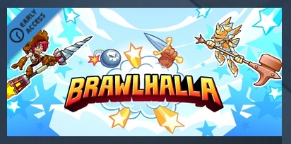 Brawlhalla STEAM Beta Key ( Ключ ЗБТ )