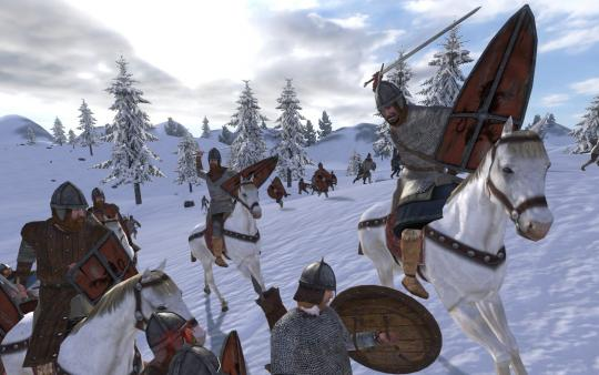 Mount & Blade: Warband STEAM KEY REGION FREE GLOBAL