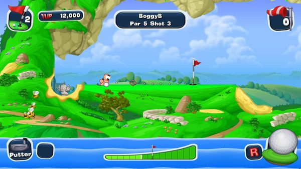 Worms Crazy Golf ( Steam Key / Region Free ) GLOBAL ROW
