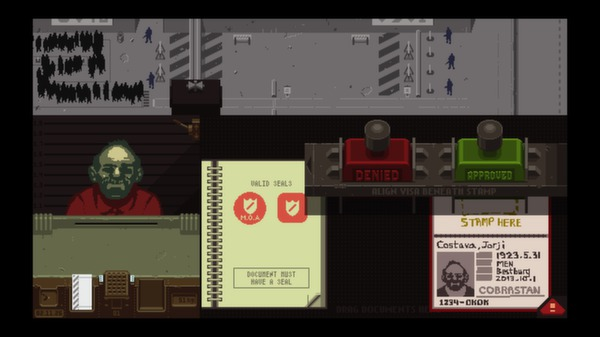 Papers, Please  ( Steam Gift / Region Free )