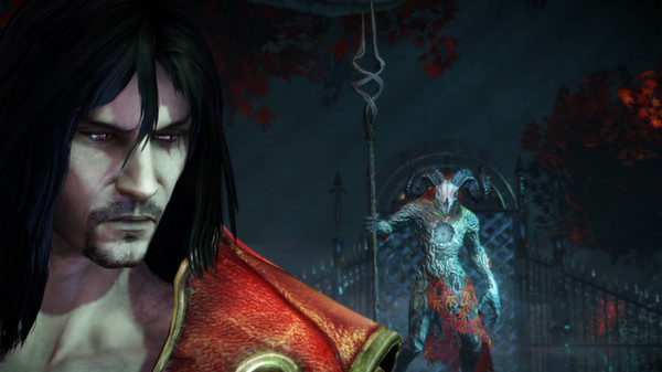 Castlevania: Lords of Shadow 2 ( STEAM GIFT )
