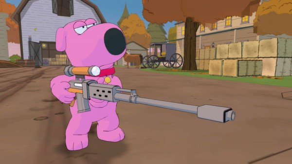 Family Guy Back to the Multiverse Peter Griffins DLC