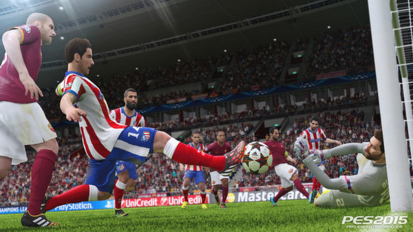 Pro Evolution Soccer 2015  ( STEAM GIFT )