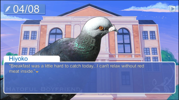 Hatoful Boyfriend ( Steam Key / Region Free )