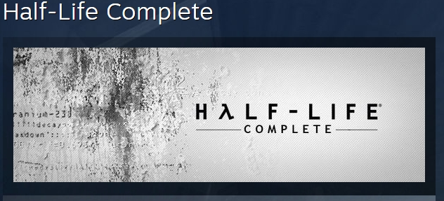 Half-Life Complete 10 in 1   ( STEAM GIFT RU + CIS )