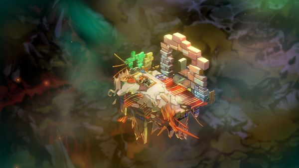 Bastion  ( STEAM GIFT RU + CIS )