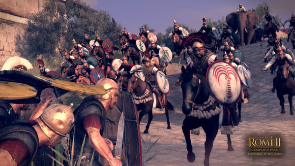 Total War: ROME II Hannibal at the Gates Campaign Pack