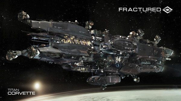 Fractured Space - Forerunner Pack (STEAM GIFT RU + CIS)