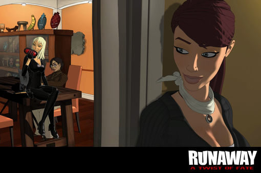 Runaway: A Twist of Fate  ( Steam Key / Region Free )