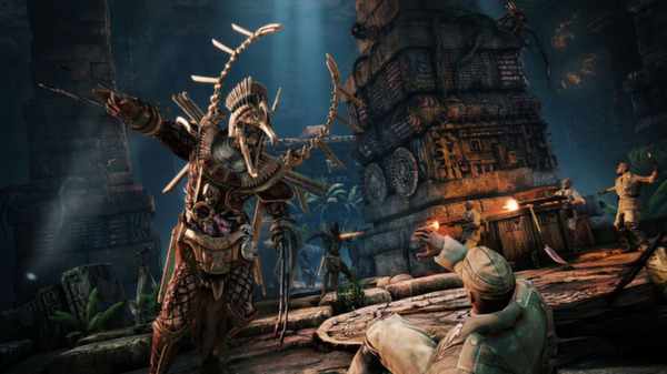 Deadfall Adventures STEAM KEY REGION FREE GLOBAL ROW