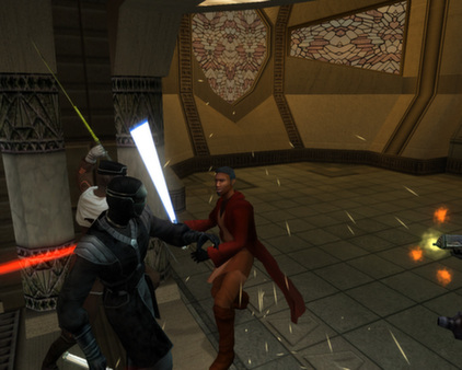 STAR WARS Knights of the Old Republic II The Sith Lords